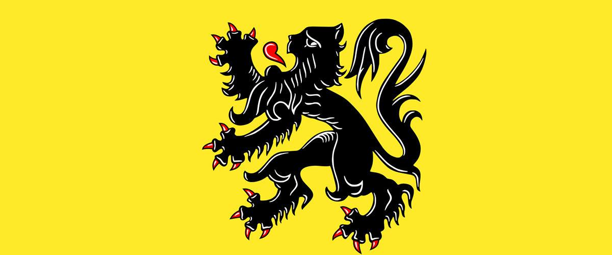 D'où vient le lion de Flandre ?