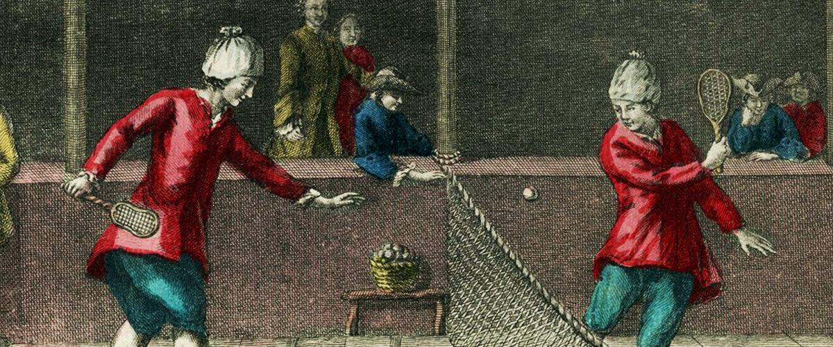 Margot la Hennuyère,  la première sportive dont l'histoire a retenu le nom