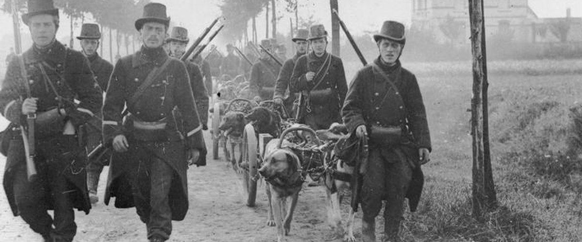 1913, nous sommes fin prêts pour...1870!