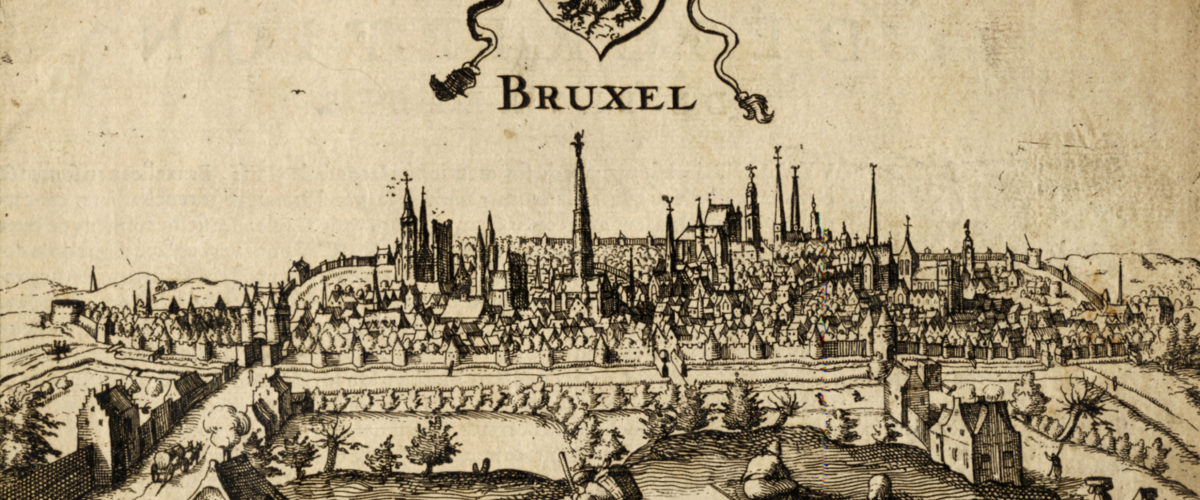Cinq anecdotes sur Bruxelles