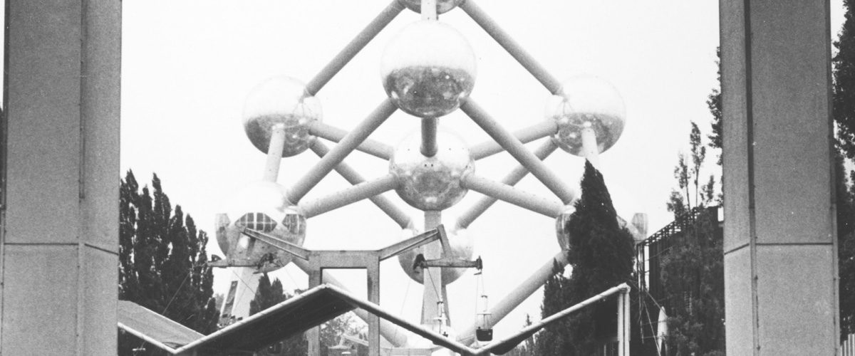 Retour sur l'expo de 58 : Belgique Joyeuse, symbole du sens de la fête