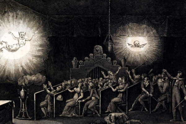 Les fantasmagories d'Étienne-Gaspard Robert