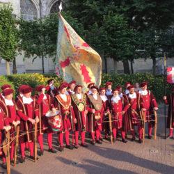 L'Ommegang, la grande fête folklorique bruxelloise