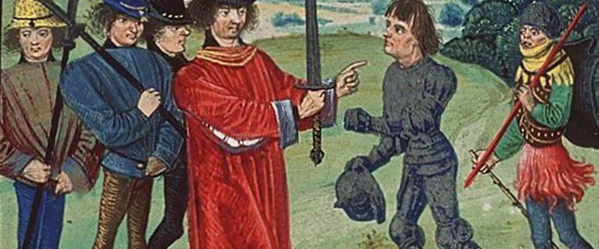 L'énigme du faux comte Baudouin