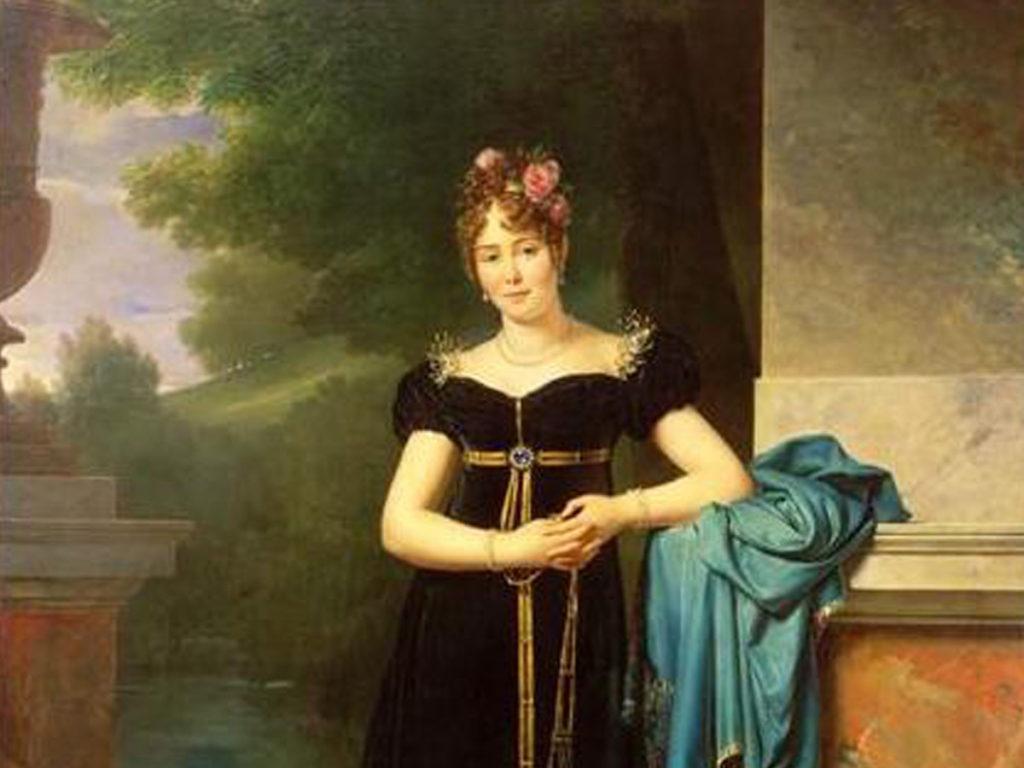 Marie Walewska, l'épouse polonaise de Napoléon, passe son dernier été à Liège
