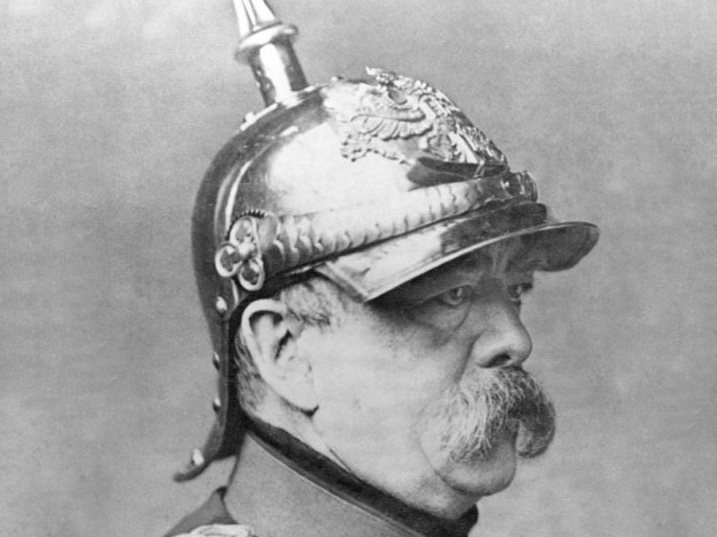 Les amours de Bismarck à Bruxelles