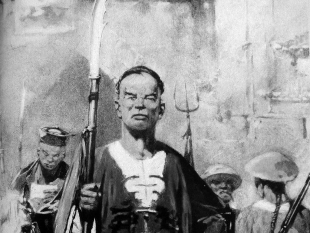 Le Bruxellois général chinois