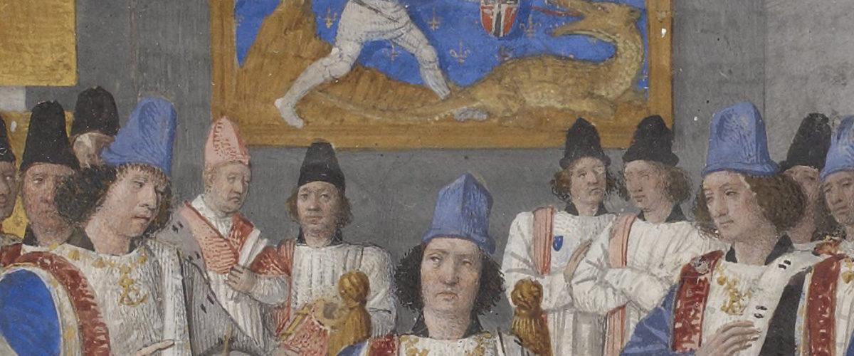 Quand la famille royale française vivait en Brabant wallon