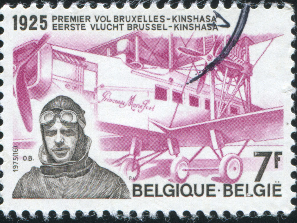 Belgique – Congo par les airs fut possible grâce à Edmond Thieffry et… au roi Albert