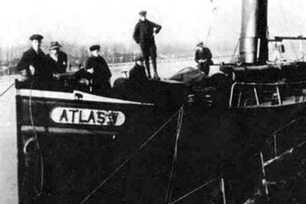 L'Atlas V : Les héros du fleuve
