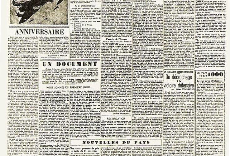 La Belgique résistante