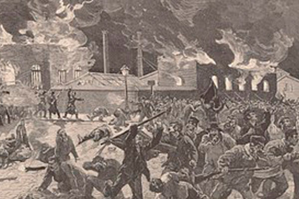 1886 : la Belgique secouée par l'insurrection ouvrière