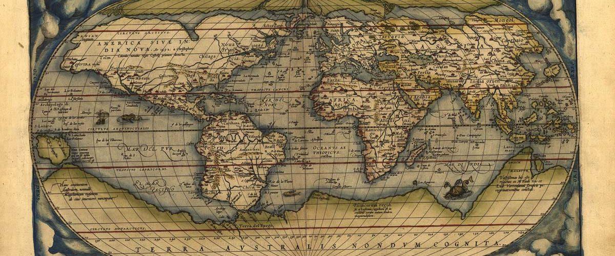 Le premier atlas d'Abraham Ortels