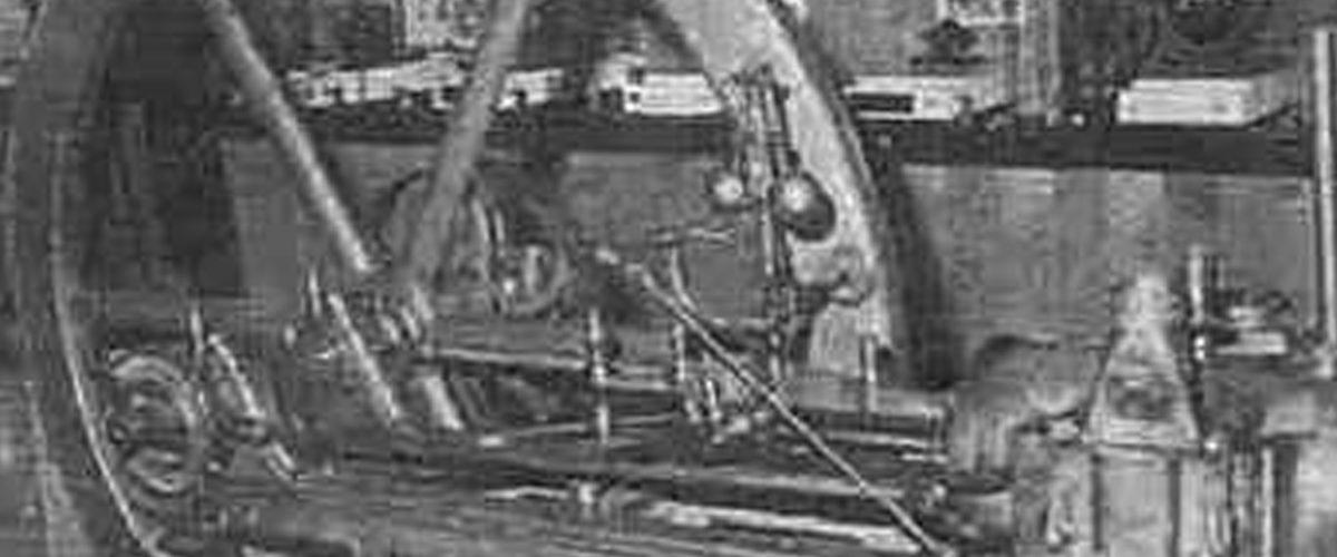 Le moteur d'Étienne Lenoir