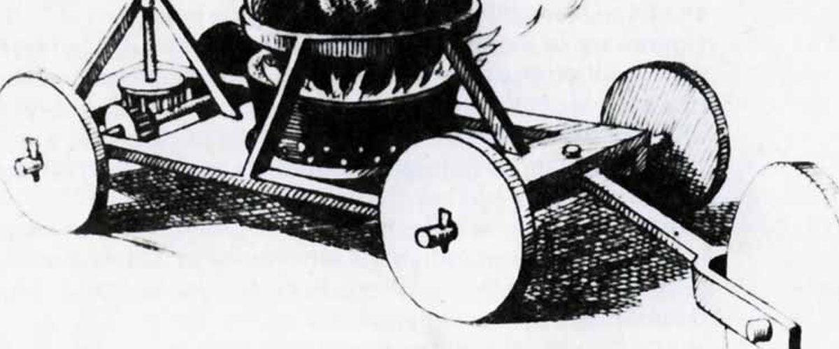 La Première automobile de Ferdinand Verbiest