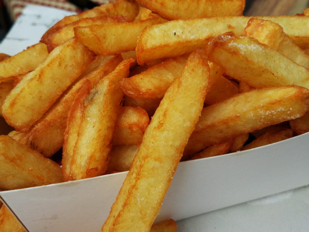 Les Belges n'ont pas la frite…