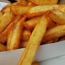 Les Belges n'ont pas la frite...
