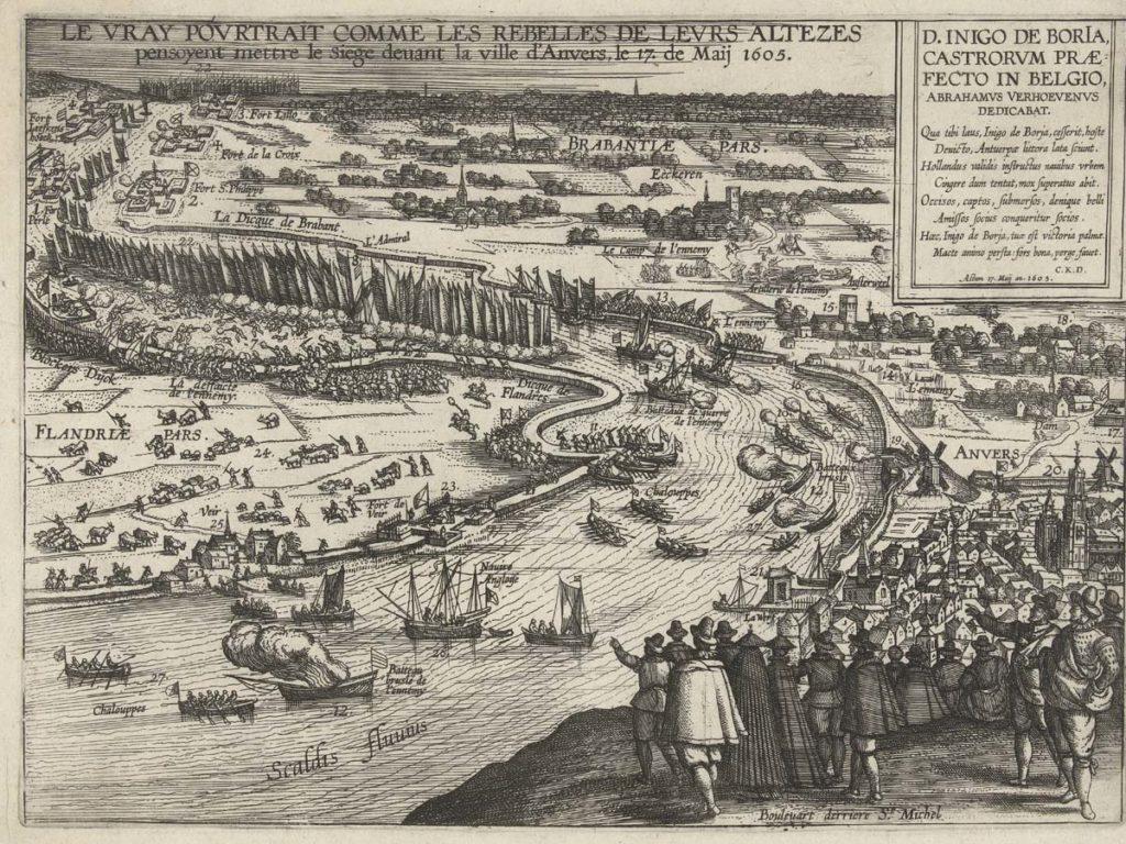 La première gazette d'Abraham Verhoeven