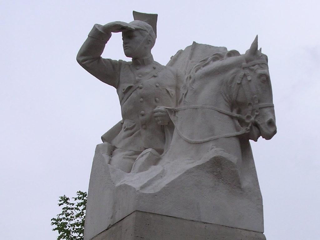 Le lancier Antoine- Adolphe Fonck, premier mort belge de la Première Guerre mondiale