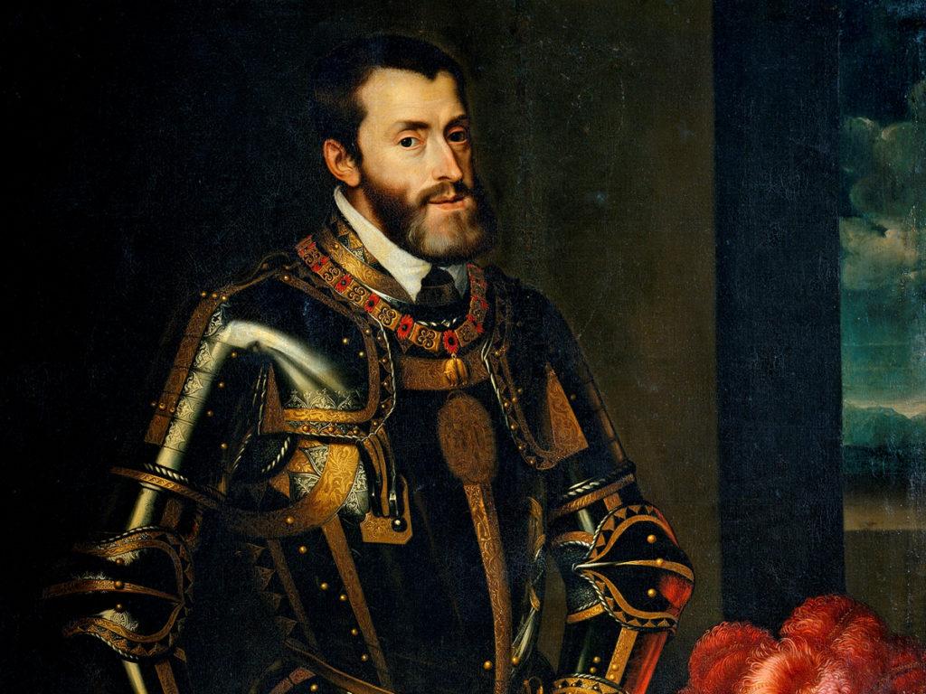 Charles Quint (1519-1556)