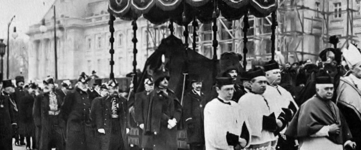 Les dernières années de Léopold II