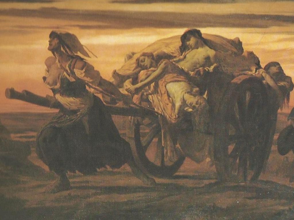 Les épidémies de peste noire au XVIIe siècle