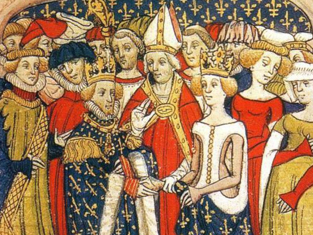 Le complot contre Marie de Brabant