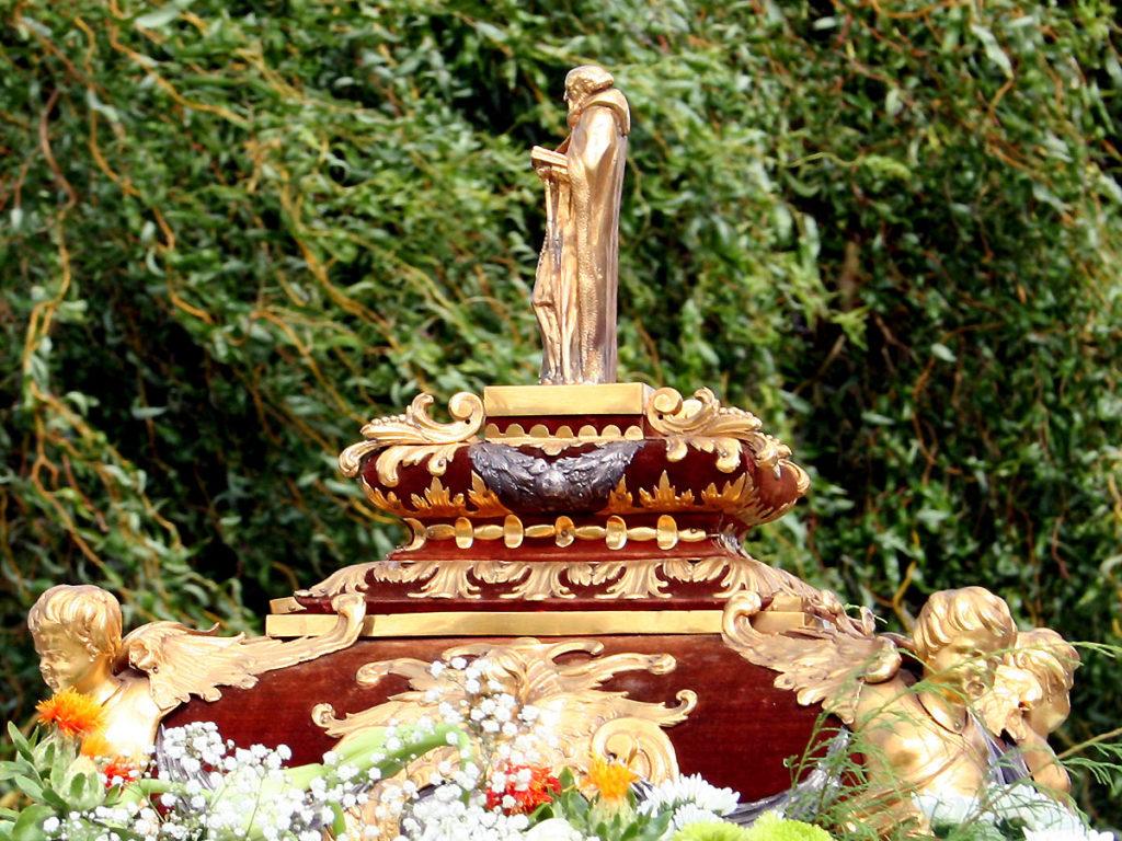 L'ordre de Saint-Antoine-en-Barbefosse