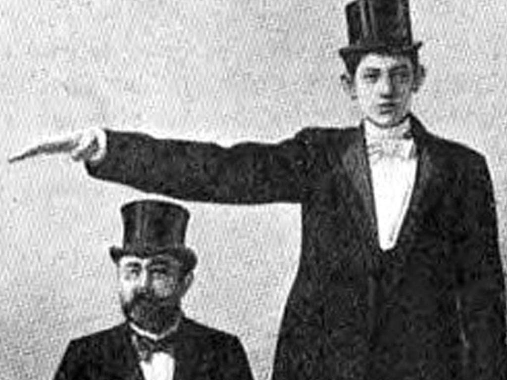 Julius Koch, le géant malheureux de Mons