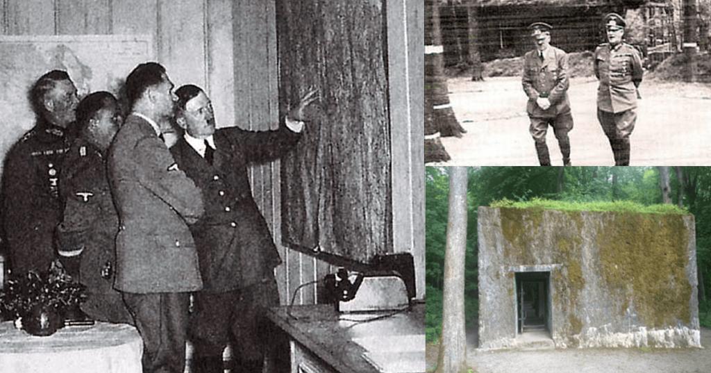 Brûly-de-Pesche : un lieu surnaturel pour la campagne de mai 1940 ?