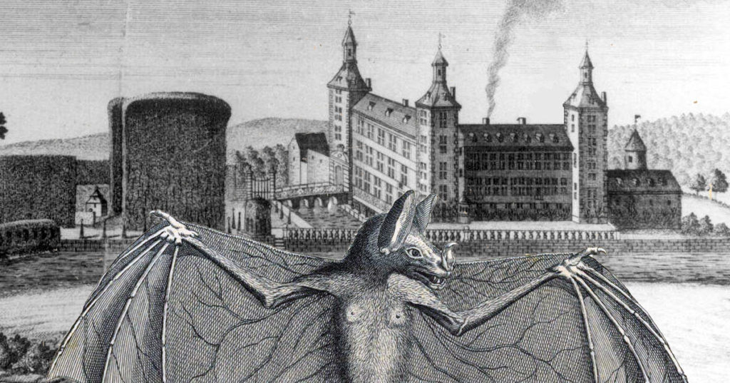La légende des vampires du château de Farciennes