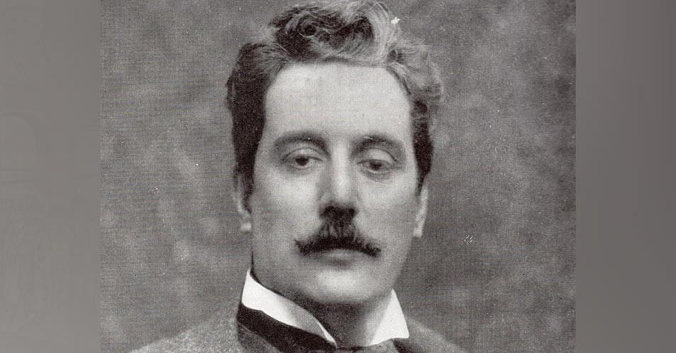 Le compositeur Giacomo Puccini, venu à Bruxelles pour y jouer … et y mourir