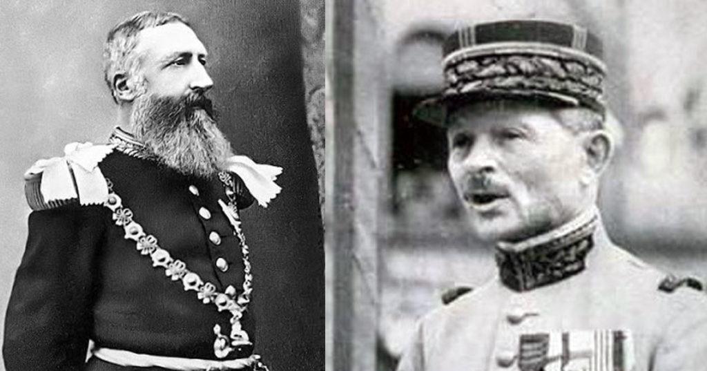 Léopold II : père de Weygand, un des plus grands militaires français du XXe siècle ?