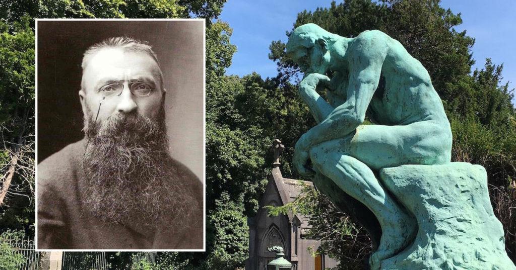 Quand Auguste Rodin vivait à Bruxelles