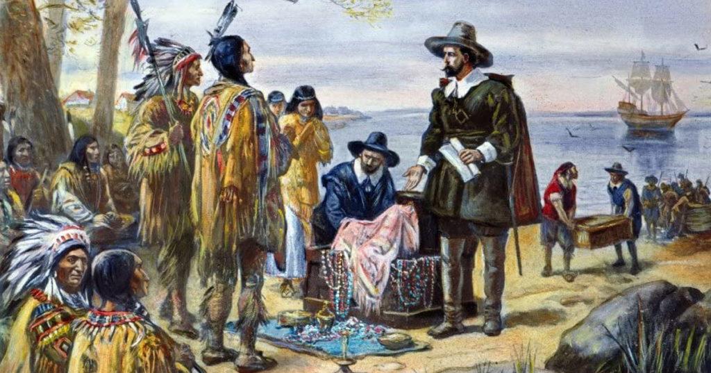 Pierre Minuit, le Belge qui acheta Manhattan aux Indiens pour quelques bricoles